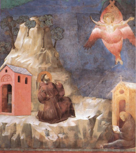 St. Francis by Giotto
